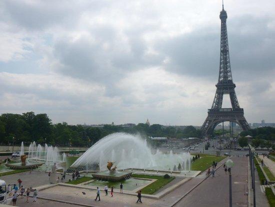 Trocadero: Panorama