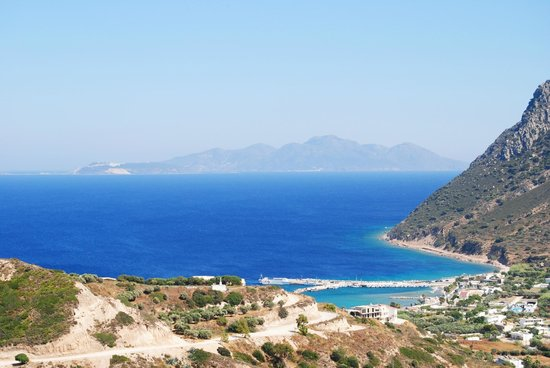 Kipriotis Village Resort: View of Bodrum / Turkey