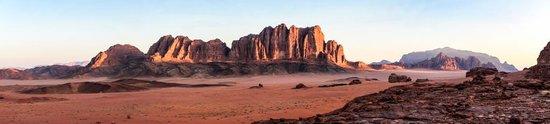 Khaled's Camp: Landscape
