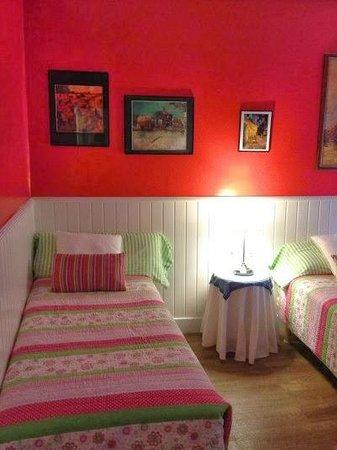 Pension Amaiur: Nuestra habitación