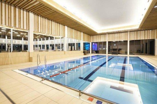 Narzissen Vital Resort: Multifunktionsbecken für Sport und Therapie