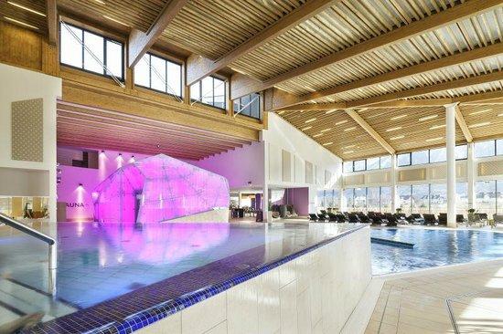 Narzissen Vital Resort: Salzkristall des Narzissen Bad Aussee