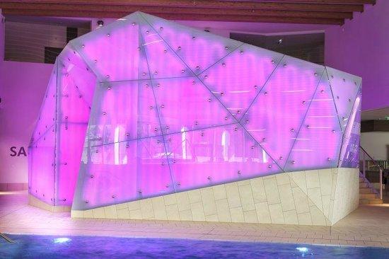 Narzissen Vital Resort: Salzkristall