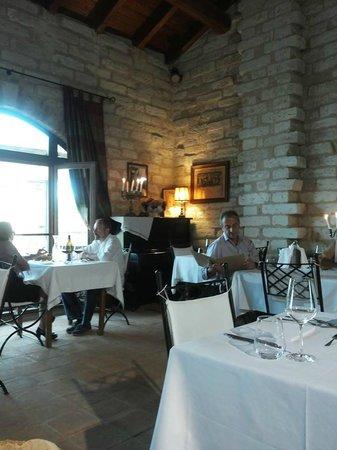 Ca' San Sebastiano Wine Resort & Spa: Ristorante