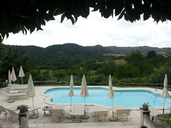Ca' San Sebastiano Wine Resort & Spa: Piscina
