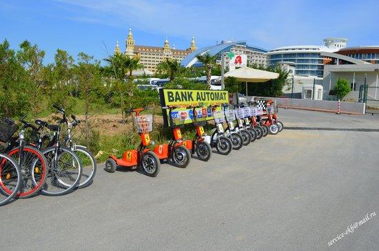 Baia Lara Hotel: рядом с отелем