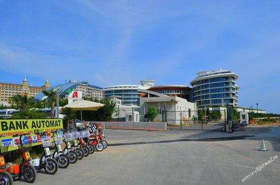 Baia Lara Hotel: отель