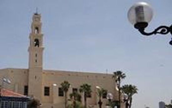 Jaffa Old City : St. Peter's Church