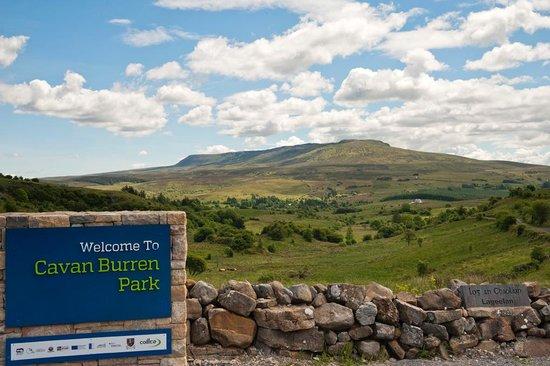 Cavan Burren Park entrance