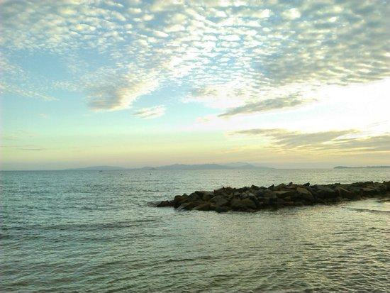 Residence Baia Etrusca: tramonto