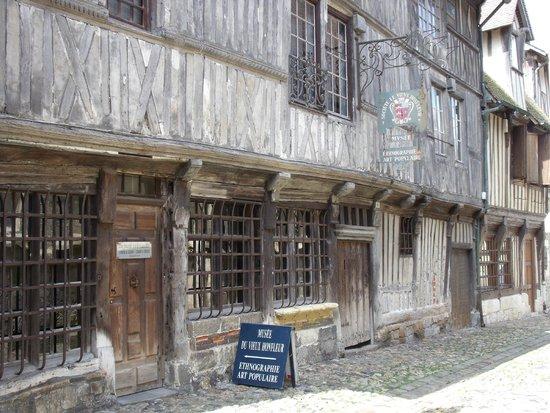 Musée du Vieux Honfleur : le musée