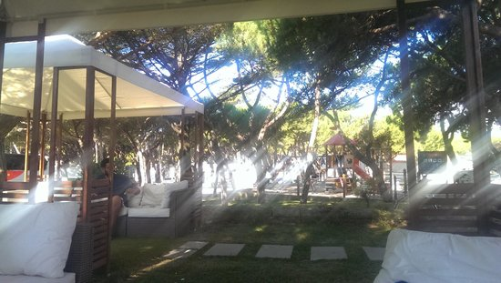 Orbitur Guincho: garden
