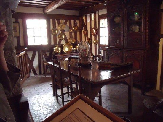 Musée du Vieux Honfleur : intérieur