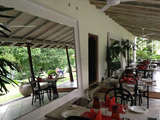The Kandy House : comedor