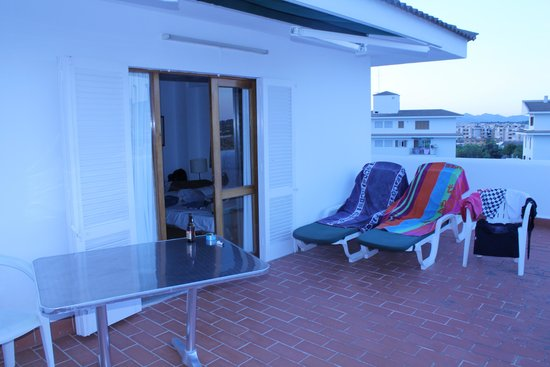 Apartamentos Ferrer Tamarindos: Terraza 61