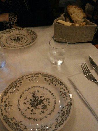 Trattoria La Montanara : Tavola dal sapore antico
