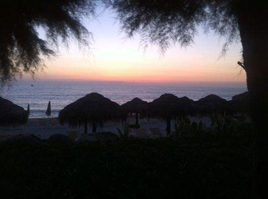 Villaggio Il Gabbiano: il fantastico tramonto del gabbiano ......