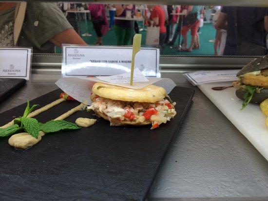 Arxiduna: Kebab sabor a madre