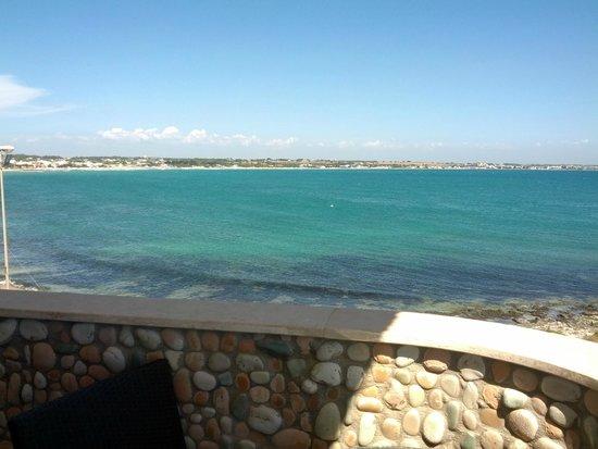 Hotel Alba : Camera vista Porto Cesareo