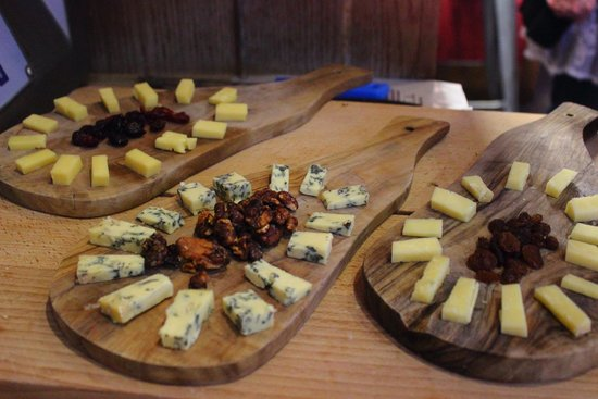 Eating London Food Tours: Cheese Boards