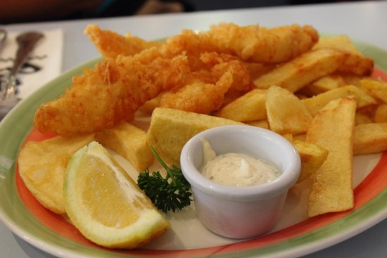 Eating London Food Tours: Fish and Chips