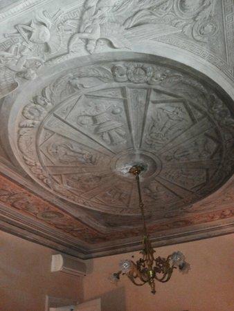 Clarion Collection Hotel Astoria : Soffitto Camera