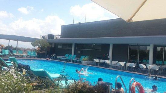 Radisson Blu es. Hotel, Roma: Pool