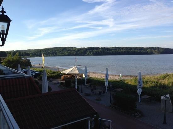 CCL Hotel Wassersleben: Utsikt