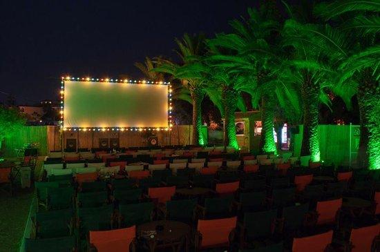 Cine Negas OpenAir Cinema