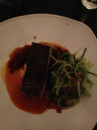 Black Cow Bistro: Pork Belly