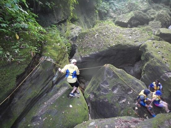 Millenium Cave : Bouldering