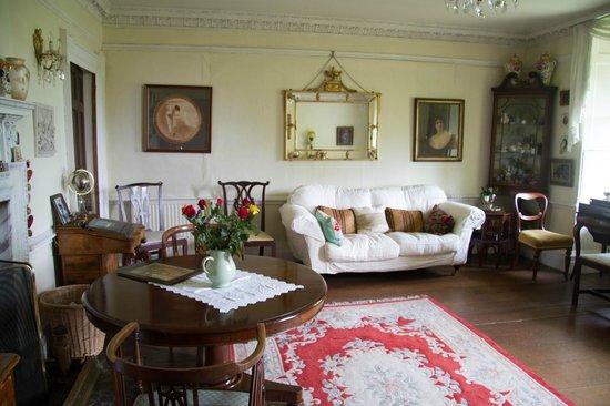 Compton House: sitting room