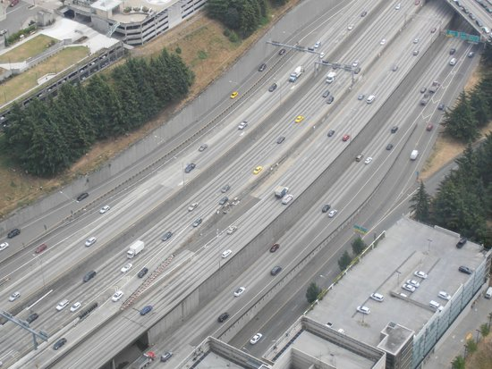 Sky View Observatory : I5 from above