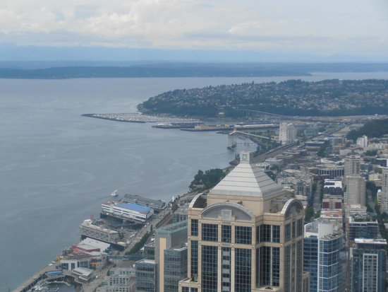 Sky View Observatory : View from Tower