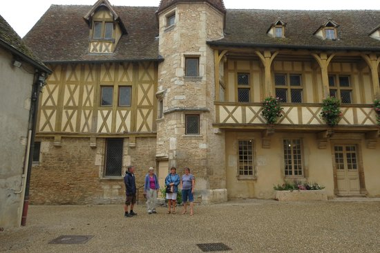 Musée du Vin de Bourgogne : The buildings themselves are worth a visit too