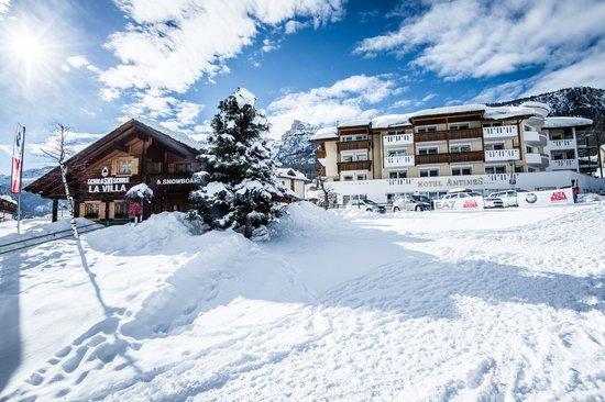 Hotel Antines: Inverno