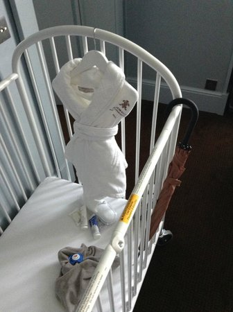 Prince de Galles Hotel : Baby pack