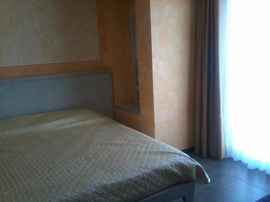 Modica Palace Hotel: Camera letto