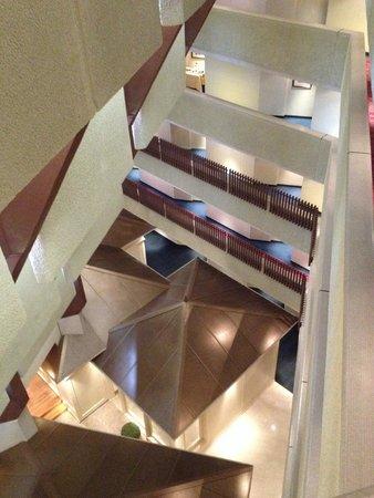 InterContinental Riyadh: Hallway