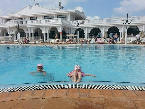 Grupotel Mar de Menorca: pool