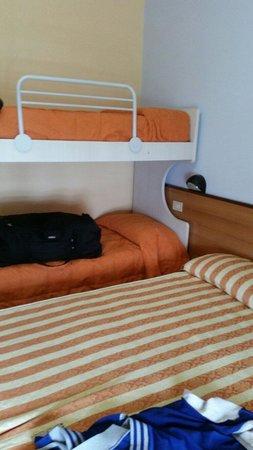 Hotel Columbus: Familienzimmer