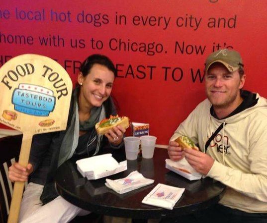 Tastebud Tours - Chicago Food Tours: Chicago style is the best style!