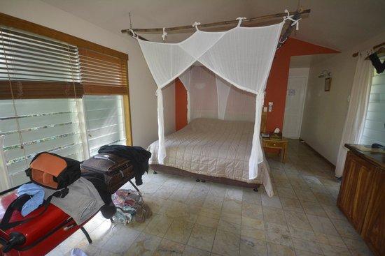 Daintree EcoLodge & Spa: the room