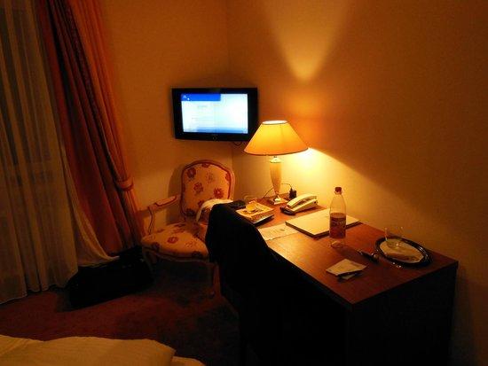 Hotel Tanneck: внутри