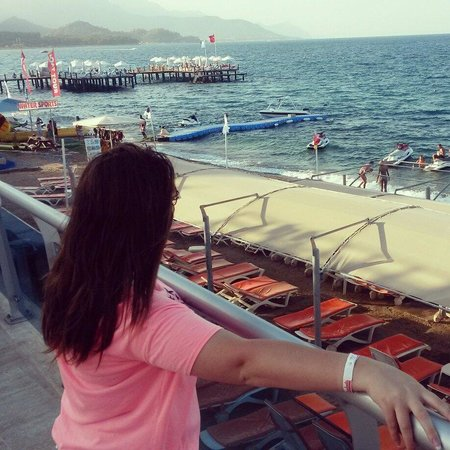 Orange County Resort Hotel Kemer: Море море