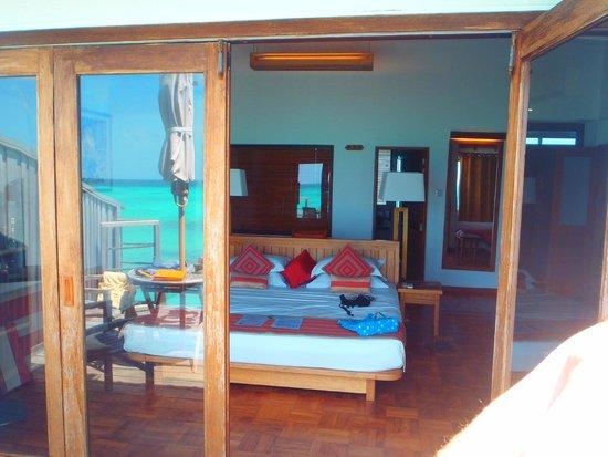 Reethi Beach Resort: Water Villa 220