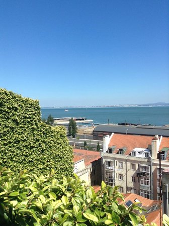 As Janelas Verdes: Room with a View