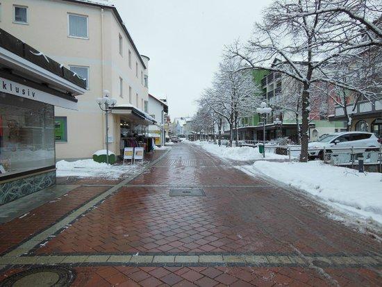 Golf & Spa Hotel Tanneck: городок