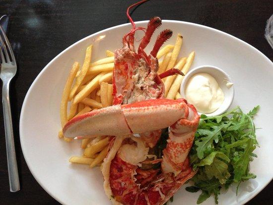 Seven Fish - Ringwood: Very good lobster