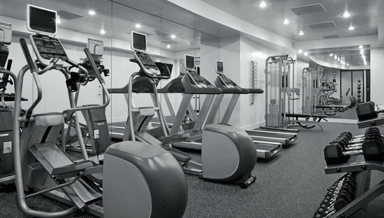 Twelve & K Hotel Washington DC : Fitness Studio